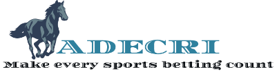 Adecri – Make every sports betting count